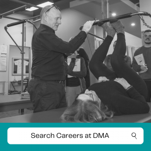 Search Phsyiotherapy Careers at DMA